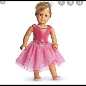 American Girl Isabella's dress